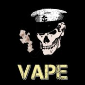Skull Smoking Vape