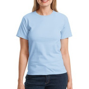 Ladies ComfortSoft® Crewneck T Shirt